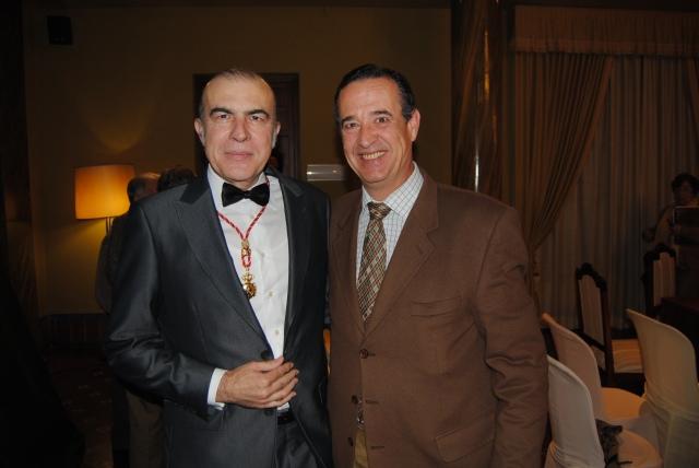 JOSE ANTONIO PONFERRADA Y JOSE CARLOS ARANDA