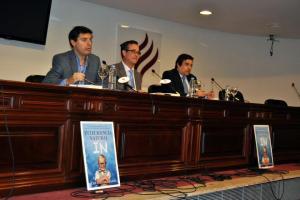 PRESENTACIÓN DE INTELIGENCIA NATURAL. FERIA DEL LIBRO, CÓRDOBA, 2013