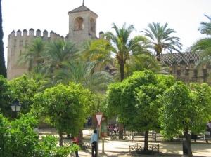 El Alcázar de los Reyes Crisitanos era la sede y cárcel de la Inquisición en tiempos de Góngora