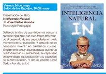 Inteligencia natural en Lucena 24 de mayo de 2013