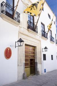 Palacio de las Pavas. Aquí nació el poeta