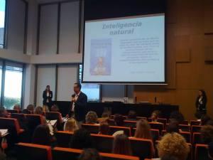 CHARLA SOBRE EDUCACIÓN EN JORNADAS DE LA CECE CÓRDOBA