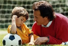 niño y padre