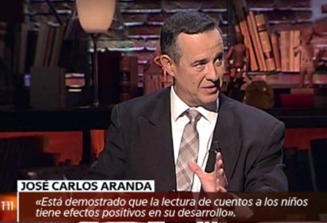 LA NOCHE MÁGICA DE LOS CUENTOS EN #CuartoMilenio, #JoseCarlosAranda ...
