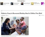 New York Times Pediatrics