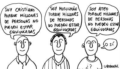 TODOS EQUIVOCADOS